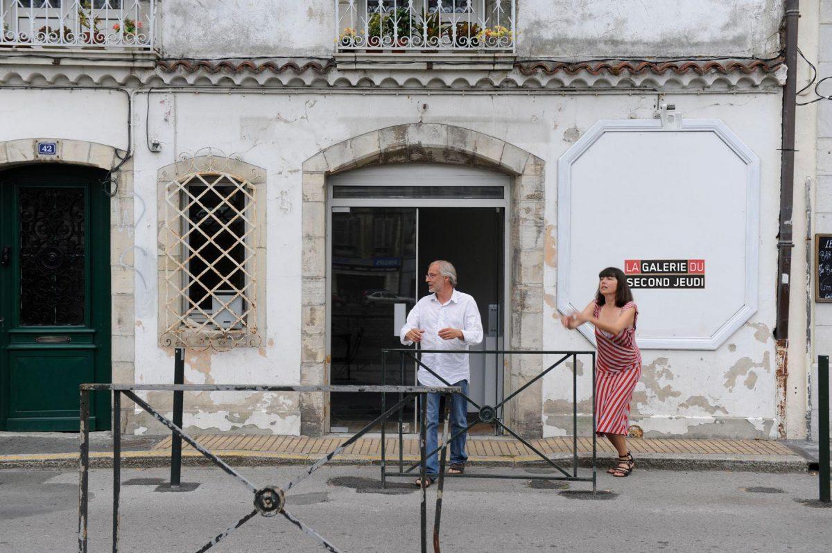 Galerie du Second Jeudi, Bayonne