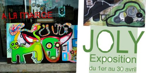 David Joly - Exposition Lyon