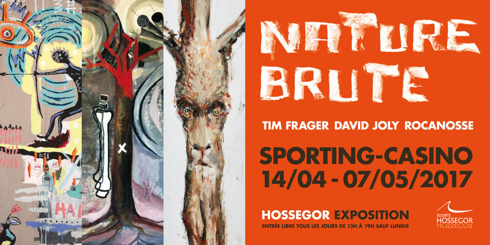 David Joly - Exposition Casino Hossegor