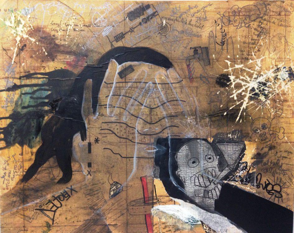 David Joly - collection War