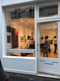 Galerie Marie Claud Duchosal, Paris
